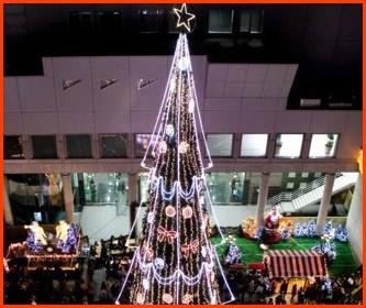 クリスマスマーケット大阪 2017 期間 場所 予算は?