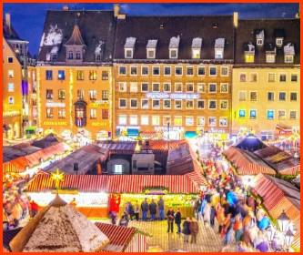 ドイツ・クリスマスマーケット 2017 期間・場所・持ち物と役立ちTipsは?