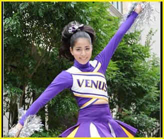 永島優美の父親・母親・弟は?中学・高校でのチアガール画像紹介