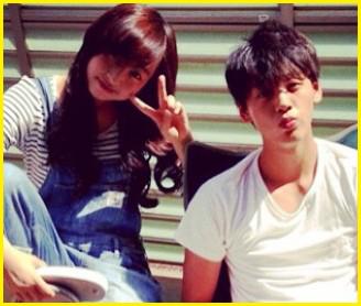 竹内涼真の妹ほのかと弟のinstagram他画像2選 大学と高校はどこ?