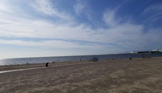 二色の浜海水浴場に行ってきた!無料バーベキューや駐車場の料金と水質が汚いか調査